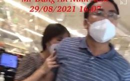 """Khởi tố người đàn ông xưng: """"Tui là ban chỉ đạo quận 7"""" gây sự ở siêu thị Aeon"""