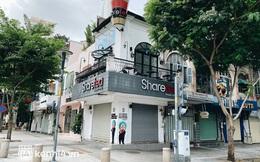 """Ảnh: Nhiều quán cafe nổi tiếng, cơm tấm Sài Gòn vẫn trong tình trạng """"ngủ đông"""" dù được bán mang về"""