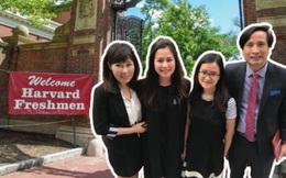 Mẹ Hà Nội nuôi 2 con gái đỗ Đại học Harvard chia sẻ bí quyết rèn con từ bé: Trời mưa như bão cũng dứt khoát làm điều này