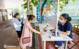 Hà Nội: Tiến hành tiêm vắc-xin Covid-19 cho 1.000 thai phụ