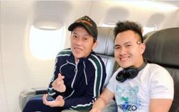 """Con trai Hoài Linh lên tiếng trước thông tin bí mật đưa bố sang Mỹ """"tránh scandal"""" từ thiện"""