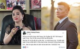 """""""Cậu IT"""" Nhâm Hoàng Khang tuyên bố đã có 464/1784 trang sao kê 280 tỷ đồng của Quỹ từ thiện Hằng Hữu: """"Sẽ cố gắng lấy hết và nhờ bạn đóng dấu"""""""