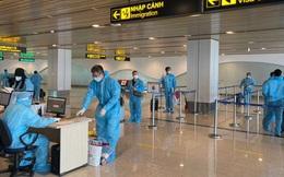 """Hai chuyến bay thí điểm """"hộ chiếu vắc-xin"""" với công dân từ Mỹ về nước"""