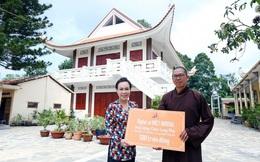 Việt Hương bị khui clip kêu gọi quyên góp để xây chùa bằng số tài khoản lạ, yêu cầu sao kê: Sự thật được hé lộ!