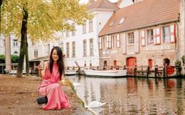Một vòng khám phá Brugge, Bỉ trước Covid-19: Thành phố đẹp như tranh, những con kênh  thơ mộng uốn quanh những toà nhà cổ kính