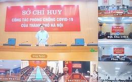 """""""Vùng 2, 3 của Hà Nội có thể sản xuất kinh doanh theo Chỉ thị 15"""""""
