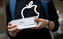 Mỗi lần ra mắt iPhone mới, cổ phiếu Apple lại giảm, có lúc vốn hoá bốc hơi 81 tỷ USD