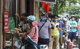 Phường buộc tiệm bánh trung thu nổi tiếng ở Hà Nội đóng cửa 2 cơ sở, cử công an chốt trực tại đây