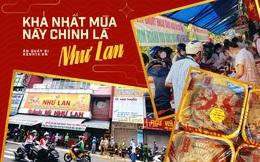 """Bánh Trung thu Như Lan có 50 tuổi vẫn """"hot nhất"""" Sài Gòn: Shipper đợi 2 tiếng chưa tới lượt, khách """"sộp"""" mua hẳn 11 triệu tiền bánh!"""