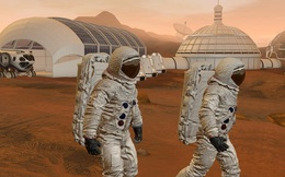 Bê tông trên Sao Hỏa có thể được tạo ra từ máu, mồ hôi và nước mắt của phi hành gia, đúng theo nghĩa đen