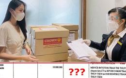 """Tài khoản """"đi chợ"""" của Thủy Tiên lộ giao dịch lạ, từng nhận được tiền tỷ ủng hộ từ thiện"""
