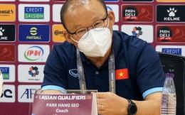 HLV Park phản ứng khi việc tuyển Việt Nam thua trắng Saudi Arabia 9 bàn bị khơi lại