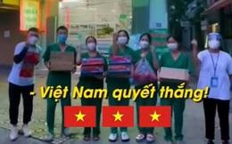 Gặp lại nhóm sinh viên y tế chống dịch co ro trên thùng xe giữa cơn mưa: Tụi em được rất nhiều người Sài Gòn yêu quý!