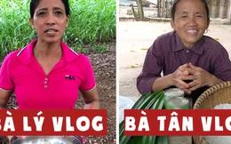 Kênh Bà Lý Vlog sau 1 năm bị tố đạo nhái Bà Tân Vlog: Vẫn copy y nguyên nhưng có thể kiếm tới hàng trăm triệu mỗi tháng?