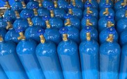 Bộ Y tế đề nghị ưu tiên đặc biệt việc vận chuyển oxy y tế