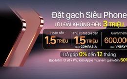"""Một nhà bán lẻ Việt Nam bị Apple phạt vì """"lách luật"""" nhận đặt cọc iPhone 13"""