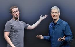 Mối thâm thù bí ẩn giữa Apple và Facebook: Không cạnh tranh trực tiếp nhưng hai CEO ghét nhau thậm tệ, Mark Zuckerberg còn chỉ đạo cấp dưới 'giáng đòn đau' cho Tim Cook