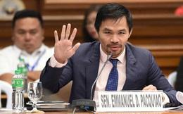 Huyền thoại quyền anh Pacquiao sẽ tranh cử Tổng thống Philippines