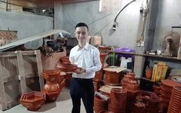 Từng bỏ việc ngân hàng lương cao, chàng trai Hà Nội khởi nghiệp nhiều nghề vẫn thất bại và rút ra bài học thấm thía