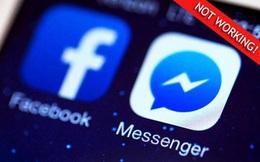 Người Việt bực mình vì không gửi được tin nhắn trên Facebook