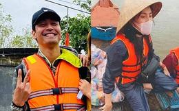 Thủy Tiên, MC Phan Anh tham gia bàn luận về vấn đề 'Cá nhân làm từ thiện thế nào cho đúng?'
