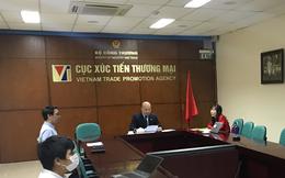 Cục Xúc tiến Thương mại hợp tác MVV Academy xây dựng hệ thống đào tạo Vietrade Edu