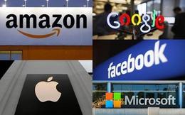 """Bất chấp Covid-19, """"ngũ đại gia công nghệ"""" Mỹ đạt được tổng doanh thu 1,3 nghìn tỷ USD, lấn sân sang lĩnh vực của nhau, tạo nên bức tranh kinh tế đầy quyền lực"""