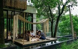 Ngôi nhà vườn khiến ai cũng trầm trồ của nữ biên tập viên rời phố, cùng chồng và bố mẹ về quê sống cuộc đời an nhàn