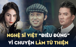 Chuyên gia truyền thông kì cựu nói về lùm xùm nghệ sĩ làm từ thiện: Đang đi vào 'vết xe đổ' của MC Phan Anh, chỉ ra cách 'lật ngược thế cờ'