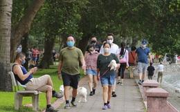 NÓNG: Từ 28/9, Hà Nội cho phép hoạt động thể dục thể thao ngoài trời, trung tâm thương mại