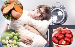 """Mất ngủ sau tuổi 40, ăn 8 loại thực phẩm có tác dụng như """"thuốc an thần"""" này sẽ giúp bạn ngủ ngon đến sáng"""
