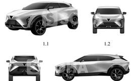 Lộ thiết kế mẫu xe mới của VinFast: Xuất hiện một chi tiết kỳ lạ và khó hiểu - Có mối liên hệ với Cadillac?