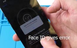 iPhone 13 sẽ mất Face ID nếu màn hình được thay thế bởi bên thứ ba