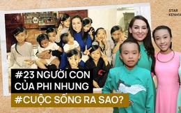 23 người con của Phi Nhung gồm những ai và sống thế nào trước khi mẹ nuôi qua đời?