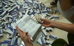 Tạm giữ lô thuốc trị Covid-19 trị giá hàng tỉ đồng không rõ nguồn gốc xuất xứ