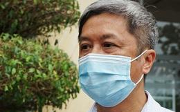 Thứ trưởng Bộ Y tế kêu gọi người đã khỏi COVID-19 đăng ký tham gia chống dịch
