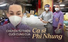 """Lời kể từ chuyến đi từ thiện cuối cùng của ca sĩ Phi Nhung: """"Hôm nay đi bữa cuối rồi bay về Mỹ… ai ngờ đâu"""""""
