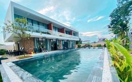 Người Hà Nội rục rịch 'bung lụa', resort đẹp vùng ven đã 'cháy hàng' dịp cuối tuần