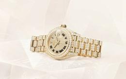 Tiêu chí chọn kim cương 'gắt' khiến đồng hồ đá quý Rolex thành kiệt tác