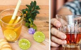 Chi tiết và bất ngờ: Uống rượu, hút thuốc, uống trà, cái nào có hại hơn? Cái nào lành mạnh nhất?