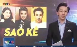 VTV đưa tên Đàm Vĩnh Hưng, Trấn Thành, Thuỷ Tiên lên sóng giữa ồn ào sao kê tiền từ thiện