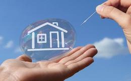 Bong bóng bất động sản sẽ vỡ nếu nhà đầu tư quá lạc quan vào thị trường địa ốc?