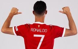 """Man United lập kỷ lục thu về 1.366 tỷ từ bán áo đấu Ronaldo sau 12h, bao giờ thu hồi """"vốn""""?"""