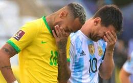 Messi tố cáo âm mưu của Brazil trong trận 'Siêu kinh điển' Nam Mỹ