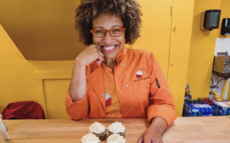 Khởi nghiệp từ 5 USD cuối cùng trong ví, mẹ 7 con sở hữu thương hiệu bánh ngọt top 10 nước Mỹ