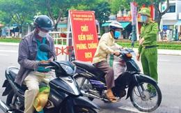 Đi đường với QR Code, người Đà Nẵng qua chốt kiểm soát chỉ trong vài giây