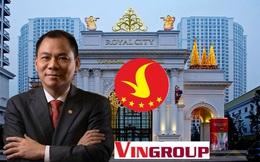 Vingroup vừa bán xong 100 triệu cổ phiếu Vinhomes lấy gần 11.000 tỷ đồng, tháng sau lĩnh tiếp hơn 3.300 tỷ đồng cổ tức
