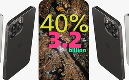 iPhone 13 bất hợp pháp với 40% dân số thế giới?