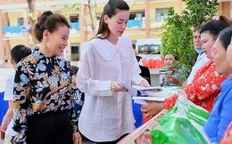 Mẹ ruột Hà Hồ khẳng định không ăn chặn tiền từ thiện kèm bằng chứng, làm rõ số tiền quyên góp của Trấn Thành