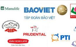 """Thị phần của các """"ông lớn"""" bảo hiểm Bảo Việt, Manulife, Prudential, Dai-ichi, AIA: ai lớn nhất?"""